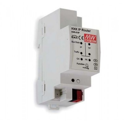 KNX IP ROUTER KSR-01IP *MEAN WELL
