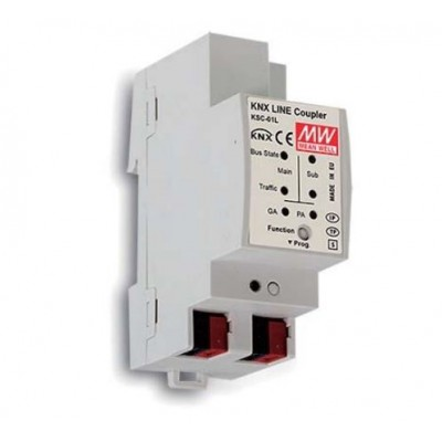 KNX LINE COUPLER KSC-01L *MEAN WELL